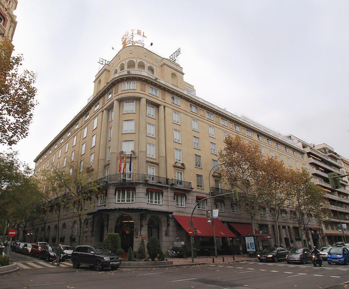 Hotel wellington wikipedia la enciclopedia libre - Ramon soler madrid ...