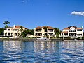 Houses at Hope Island seen from Coomera River, Queensland 19.jpg