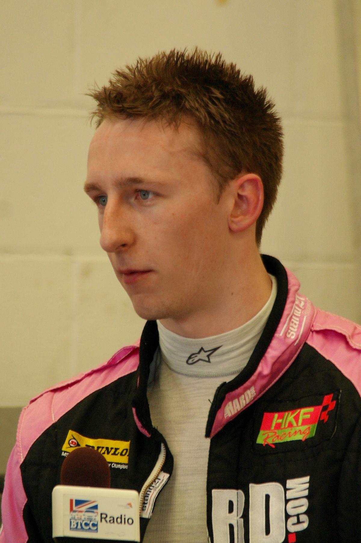 Howard Fuller Racing Driver Wikipedia