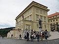 Hradčanské náměstí - Tomáš Garrigue Masaryk - panoramio.jpg