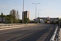 Hradecká street in Královo Pole, Brno, Brno-City District.jpg