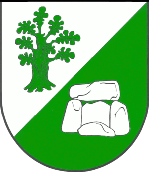 Hüsby - Image: Huesby Wappen