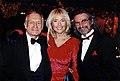 Hugh Hefner, Lillian Muller, Maurice Rinaldi (7246139274).jpg