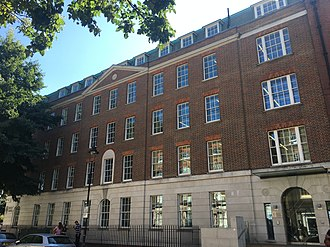 Hult International Business School - Hult's London postgraduate campus is located in the Bloomsbury district.
