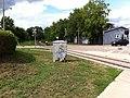 Huron Park spur - Milepost 0.86 - panoramio.jpg