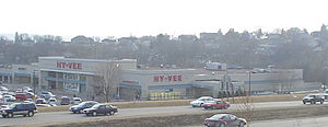 Hy-Vee - A Hy-Vee Store in Dubuque, Iowa.