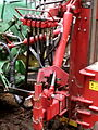 Hydraulic controls, tractor and post driver 2.jpg