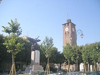 Pontecurone Comune in Piedmont, Italy