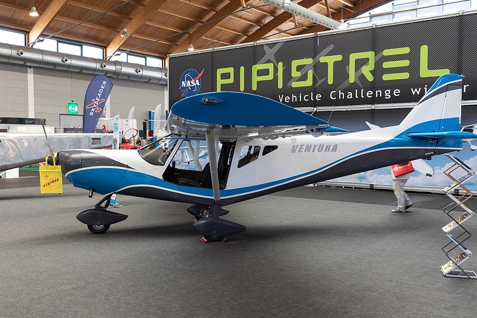 ICP Ventura at AERO Friedrichshafen 2018 (1X7A4672)