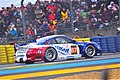 IMSA Performance Matmut's Porsche 911 GT3 RSR Driven by Pascal Gibon, Patrice Milesi and Wolf Henzier (9198887649).jpg