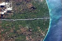 ISS Waitaki River, Canterbury and Otago.jpg