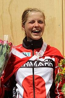 Ida Bobach Danish orienteer