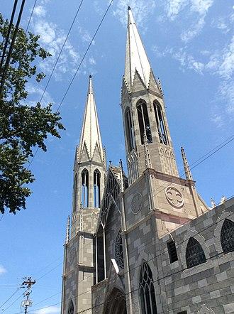 Barquisimeto - Nuestra Señora de la Paz Sanctuary.