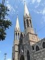 Iglesia Nuestra Señora de la Paz, Santuario La Paz, Iglesia Siervas del Santísimo Sacramento, vista 2.jpg