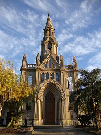 Santo Tomé, Santa Fe - Our Lady of Guadalupe church