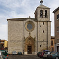 Iglesia de San Julián de los Caballeros, Toro. Fachada.jpg