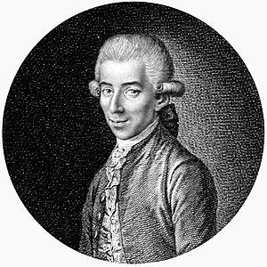 Archduchess Maria Anna of Austria (1738–1789) - Ignaz von Born. Engraving by Jacob Adam.