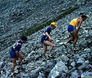 Ben Nevis Race - 1979 Ben Nevis Race