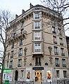 Immeuble avenue de Ségur, rue Chasseloup-Laubat, Paris 15e.jpg
