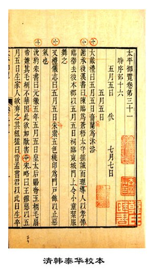 Chinese encyclopedia - Image: Imperial Readings