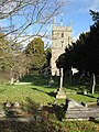 In a country churchyard - geograph.org.uk - 1131231.jpg