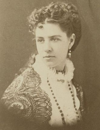 Ina Coolbrith - Coolbrith in San Francisco at the age of 29 or 30