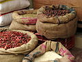 India - Markets - chilies and rice (5208315013).jpg