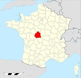 280px-Indre_departement_locator_map
