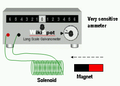 Induction shown on a spot galvanometer.png