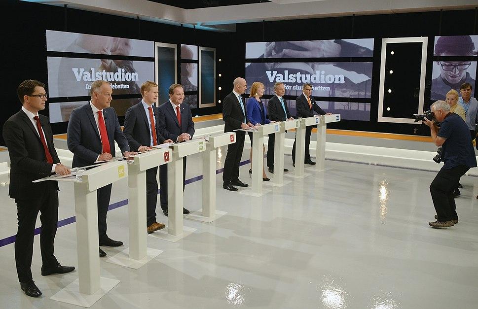 Inför slutdebatten i SVT