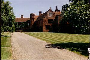 Ingatestone - Ingatestone Hall: seat of the Petre family since Tudor times.