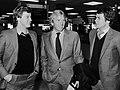 Ingemar Erlandson, Bob Houghton en Magnus Andersson (1979).jpg