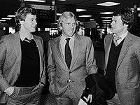 Ingemar Erlandson, Bob Houghton en Magnus Andersson (1979).   jpg