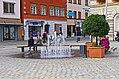 Ingolstadt - der Brunnen in Rathausplatz - geo.hlipp.de - 30194.jpg