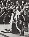 Inhuldiging van koningin Juliana. De eed of belofte op de grondwet, Bestanddeelnr 014-1153.jpg