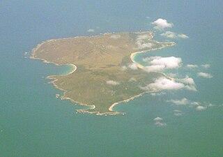 Inner Sister Island island in Tasmania, Australia
