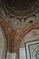 Inner Dome and Arch Detail - Qila-e-Kuhna Masjid - Old Fort - New Delhi 2014-05-13 2843.JPG