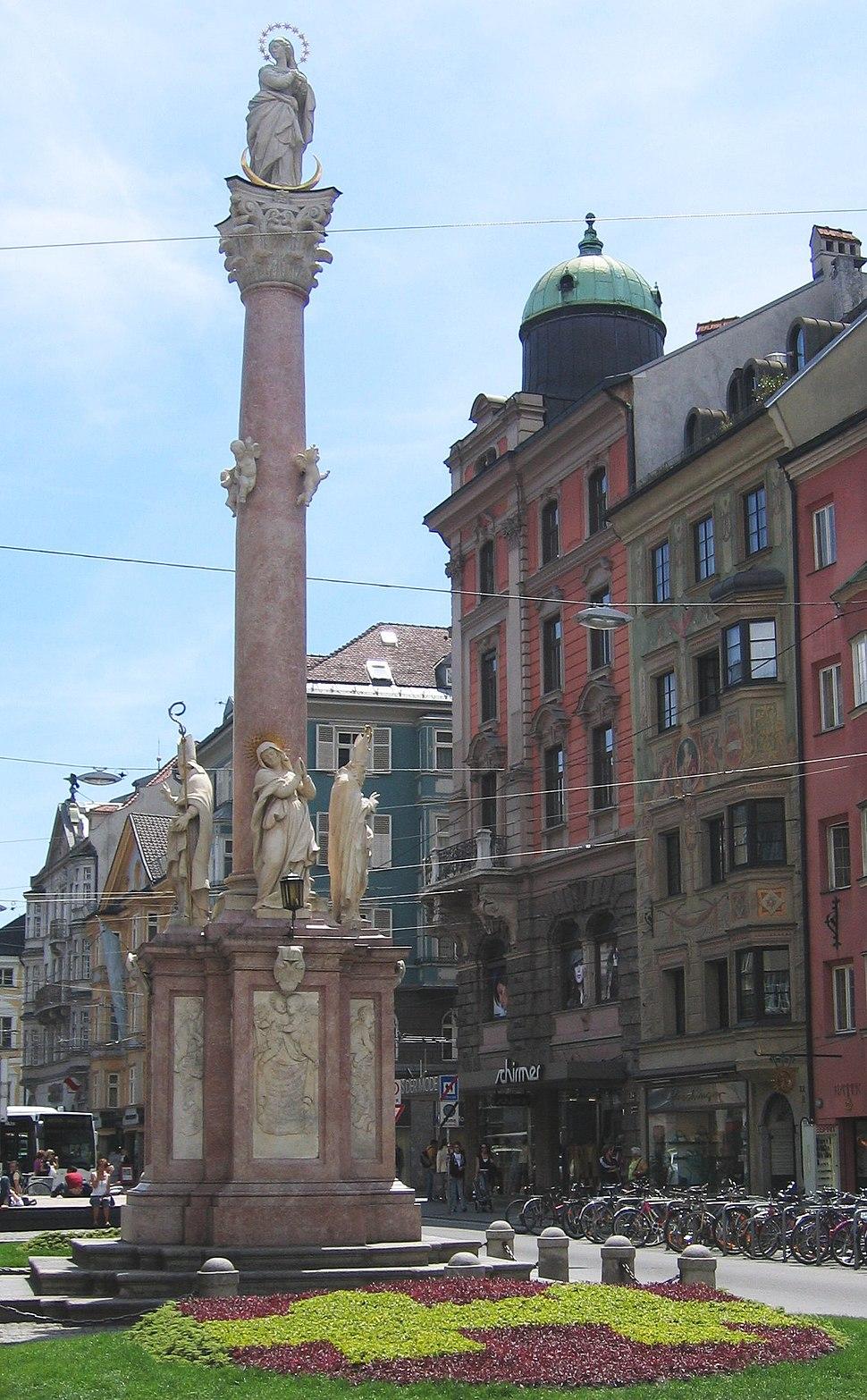 Innsbruck-Annasaeule