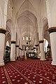 Inside Selimiye mosque Cyprus (42819036175).jpg