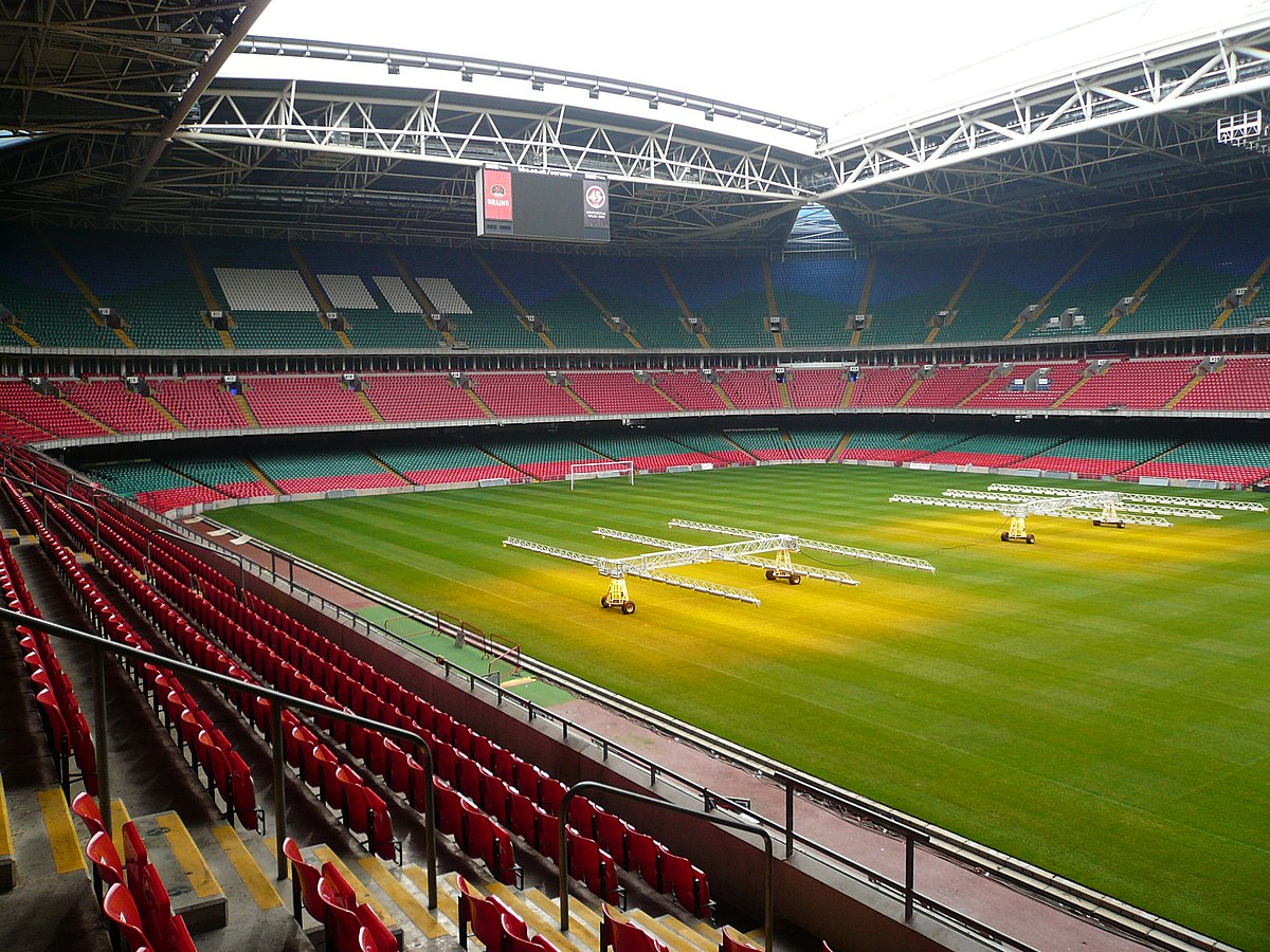 List Of Stadiums In Wales By Capacity