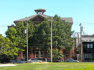 Institute for Colored Youth building in Pennsylvania, United States