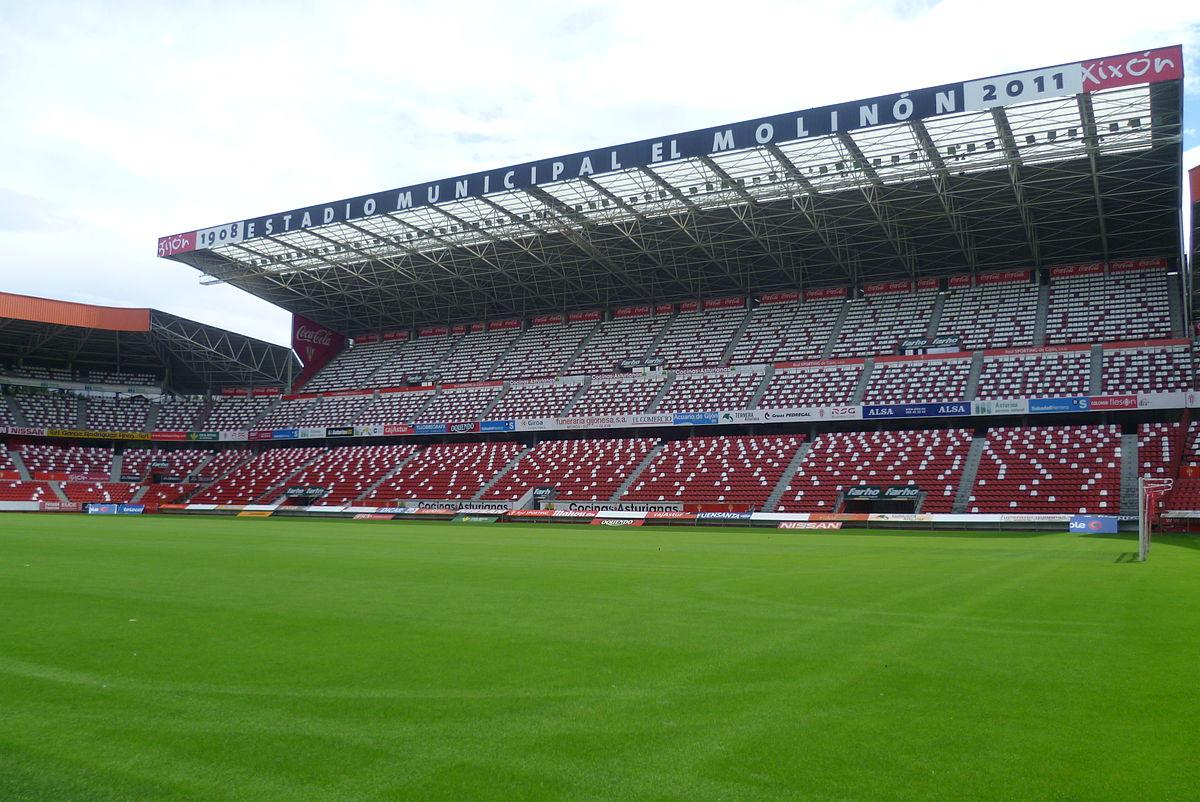 El molin n wikipedia - Estadio del sporting de gijon ...
