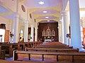 Interior de la Iglesia del Sagrado Corazón de Jesús, Chetumal, Q. Roo. - panoramio.jpg