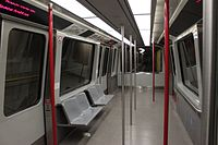 Interior of Sea-Tac Airport people mover vehicle (22369771996).jpg