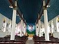Interior of Zhenning Catholic Church, 30 August 2020o.jpg