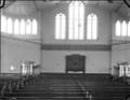 Interior view of the Vivian Street Baptist Church, Wellington ATLIB 308177.png