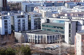 International School of Helsinki - Image: International School of Helsinki from Casa Malta