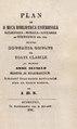 Ioan D. Negulici - Plan de O mică bibliotecă universală - Religioasă-Morală-Literară-Științifică, etc., etc. - Pentru Educația Omuluĭ de to.pdf