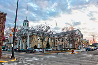 Iowa County, Wisconsin - Image: Iowa County Courthouse