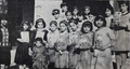 Irandokht elementary school students - Dezful- 1966.png